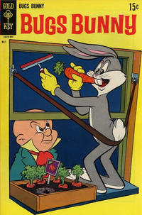 Cover Thumbnail for Bugs Bunny (Western, 1962 series) #123