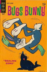 Cover Thumbnail for Bugs Bunny (Western, 1962 series) #134