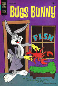 Cover Thumbnail for Bugs Bunny (Western, 1962 series) #136