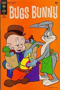 Cover Thumbnail for Bugs Bunny (Western, 1962 series) #139 [Gold Key]