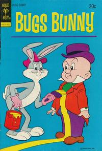 Cover Thumbnail for Bugs Bunny (Western, 1962 series) #154