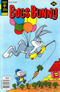 Cover Thumbnail for Bugs Bunny (Western, 1962 series) #194