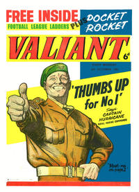 Cover Thumbnail for Valiant (IPC, 1962 series) #6 October 1962 [1]