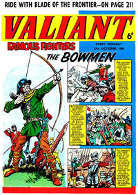 Cover Thumbnail for Valiant (IPC, 1962 series) #27 October 1962 [4]