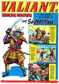 Cover Thumbnail for Valiant (IPC, 1962 series) #17 November 1962 [7]