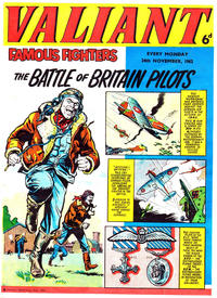 Cover Thumbnail for Valiant (IPC, 1962 series) #24 November 1962 [8]