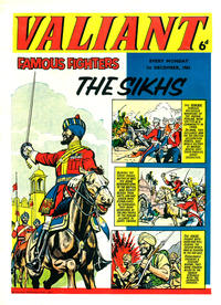 Cover Thumbnail for Valiant (IPC, 1962 series) #1 December 1962 [9]