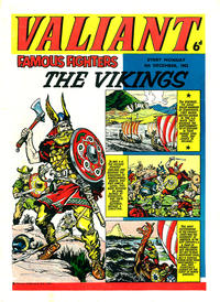 Cover Thumbnail for Valiant (IPC, 1962 series) #8 December 1962 [10]