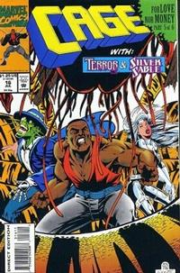Cover Thumbnail for Cage (Marvel, 1992 series) #16 [Direct Edition]