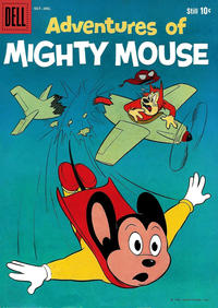 Cover Thumbnail for Adventures of Mighty Mouse (Dell, 1959 series) #144