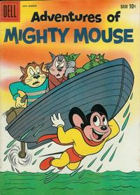 Cover Thumbnail for Adventures of Mighty Mouse (Dell, 1959 series) #145