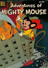 Cover Thumbnail for Adventures of Mighty Mouse (Dell, 1959 series) #146