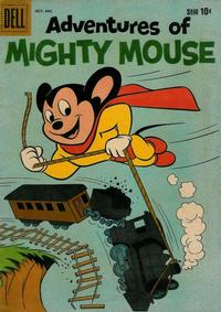 Cover Thumbnail for Adventures of Mighty Mouse (Dell, 1959 series) #148