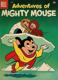 Cover Thumbnail for Adventures of Mighty Mouse (Dell, 1959 series) #149