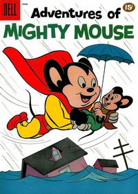 Cover for Adventures of Mighty Mouse (Dell, 1959 series) #150