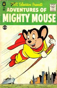 Cover Thumbnail for Adventures of Mighty Mouse (Pines, 1956 series) #[130]