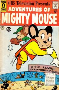 Cover Thumbnail for Adventures of Mighty Mouse (Pines, 1956 series) #139