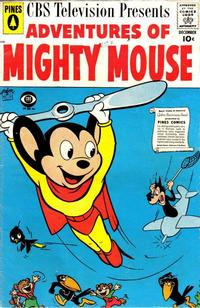 Cover Thumbnail for Adventures of Mighty Mouse (Pines, 1956 series) #141