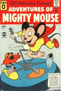 Cover Thumbnail for Adventures of Mighty Mouse (Pines, 1956 series) #144