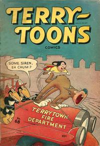Cover Thumbnail for Terry-Toons Comics (St. John, 1947 series) #68