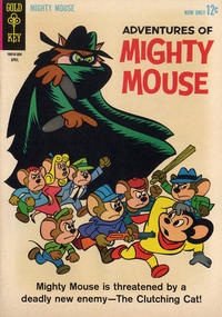 Cover Thumbnail for Adventures of Mighty Mouse (Western, 1962 series) #158