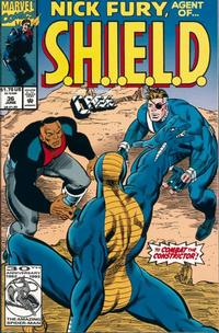 Cover Thumbnail for Nick Fury, Agent of S.H.I.E.L.D. (Marvel, 1989 series) #36