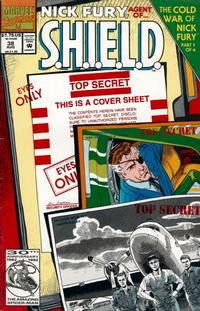 Cover Thumbnail for Nick Fury, Agent of S.H.I.E.L.D. (Marvel, 1989 series) #38