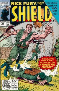 Cover Thumbnail for Nick Fury, Agent of S.H.I.E.L.D. (Marvel, 1989 series) #39