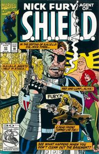 Cover Thumbnail for Nick Fury, Agent of S.H.I.E.L.D. (Marvel, 1989 series) #43