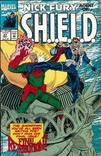 Cover Thumbnail for Nick Fury, Agent of S.H.I.E.L.D. (Marvel, 1989 series) #47