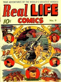 Cover Thumbnail for Real Life Comics (Pines, 1941 series) #v3#3 (9)
