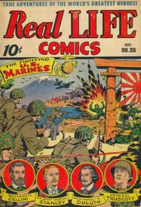 Cover Thumbnail for Real Life Comics (Pines, 1941 series) #26