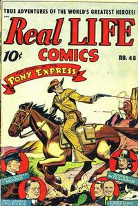 Cover Thumbnail for Real Life Comics (Pines, 1941 series) #46