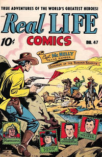 Cover Thumbnail for Real Life Comics (Pines, 1941 series) #47