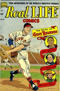 Cover Thumbnail for Real Life Comics (Pines, 1941 series) #49