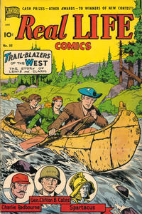 Cover Thumbnail for Real Life Comics (Pines, 1941 series) #50
