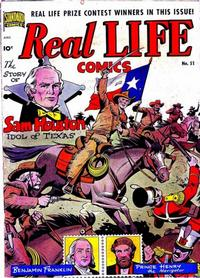 Cover Thumbnail for Real Life Comics (Pines, 1941 series) #51