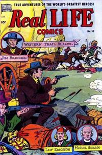 Cover Thumbnail for Real Life Comics (Pines, 1941 series) #52
