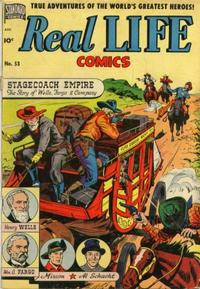 Cover Thumbnail for Real Life Comics (Pines, 1941 series) #53