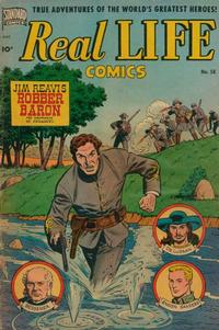 Cover Thumbnail for Real Life Comics (Pines, 1941 series) #58