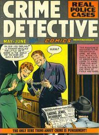 Cover Thumbnail for Crime Detective Comics (Hillman, 1948 series) #v1#2