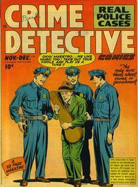 Cover Thumbnail for Crime Detective Comics (Hillman, 1948 series) #v1#5