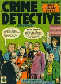 Cover Thumbnail for Crime Detective Comics (Hillman, 1948 series) #v1#7