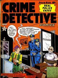 Cover Thumbnail for Crime Detective Comics (Hillman, 1948 series) #v1#9