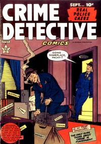 Cover Thumbnail for Crime Detective Comics (Hillman, 1948 series) #v1#10