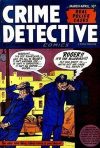 Cover Thumbnail for Crime Detective Comics (Hillman, 1948 series) #v2#1