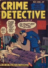 Cover Thumbnail for Crime Detective Comics (Hillman, 1948 series) #v2#2