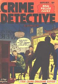Cover Thumbnail for Crime Detective Comics (Hillman, 1948 series) #v2#4