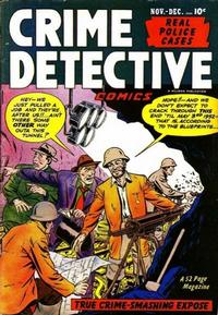 Cover Thumbnail for Crime Detective Comics (Hillman, 1948 series) #v2#5
