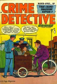 Cover Thumbnail for Crime Detective Comics (Hillman, 1948 series) #v2#7
